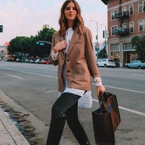 Storets | Cleo Houndstooth Jacket